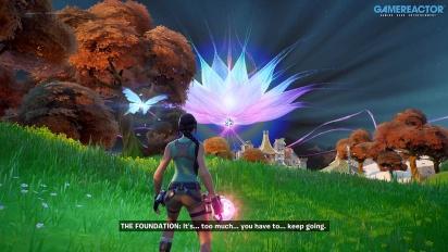 《要塞英雄:第2章》- 第6季單人遊玩開場gameplay