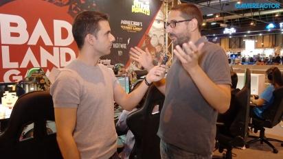 Do Not Feed the Monkeys - Luis Oliván Interview