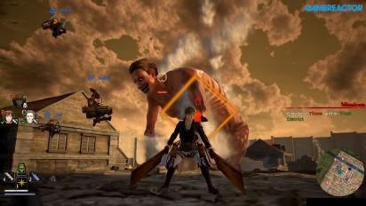 《進擊的巨人 2 》- 評論影片