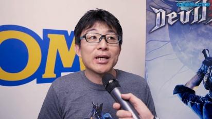 《惡魔獵人 5》 - Hideaki Itsuno 與 Matthew Walker 採訪