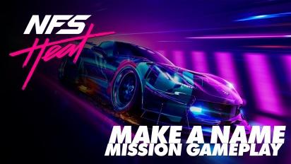 《極速快感:熱焰》- 闖出名聲任務 Gameplay