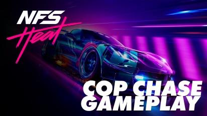 《極速快感:熱焰》- 警匪追逐 Gameplay