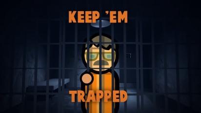 Prison Architect: Island Bound - Release Trailer