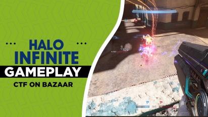 《最後一戰:無限》 - 在 Bazaar  上玩搶旗模式 Gameplay