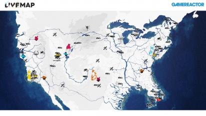 《飆酷車神2:動力世界》- 橫跨大陸的公路旅行