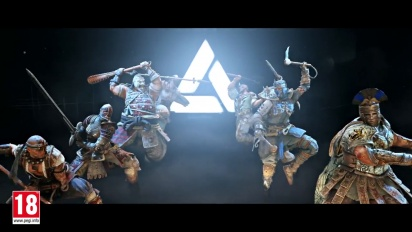 For Honor - For the Creed Trailer