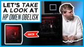 快速查看 - HP Omen Obelisk 桌上型電腦