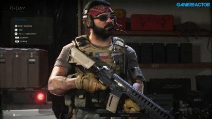 《決勝時刻:現代戰爭》- 幹員 Gameplay