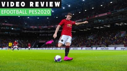 《實況足球 2020》- 影片評論