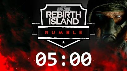 《決勝時刻:現代戰域》- Rebirth Island 大混戰