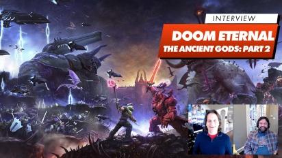 《毀滅戰士:永恆》DLC2 - Hugo Martin & Marty Stratton 訪談