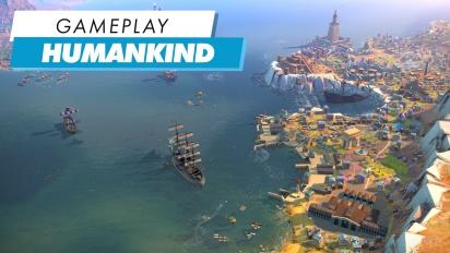 《人類 Humankind》-  遊戲實機操作