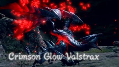 Monster Hunter Rise - Update Ver. 3.0: Valstrax & New Ending