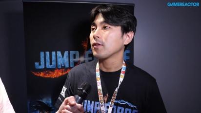 《Jump Force》- Koji Nakajima 訪談