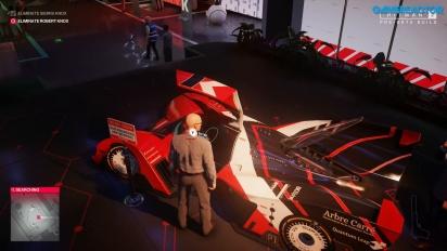 《刺客任務2》- Gamescom 邁阿密 Gameplay