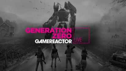 《零之世代 Generation Zero》 - 封閉 Beta 測試直播