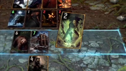 Gwent: The Witcher Card Game - iOS Announcement