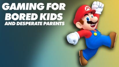 給無聊的小孩跟絕望的家長:Gamereactor 的遊戲指南