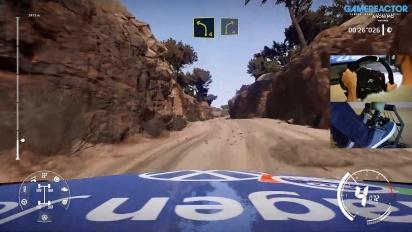 《WRC 9》- Rally Guanajuato 墨西哥拉力賽最終版本 Gameplay