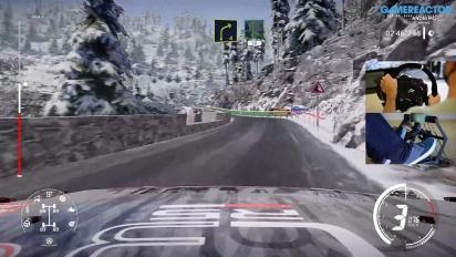 《WRC 9》- 蒙特卡洛拉力賽評論版本 Gameplay