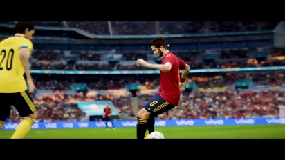 eFootball PES 2021 - UEFA eEURO 2021 - Represent Your Country