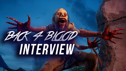 《Back 4 Blood》- Chris Ashton and Phil Robb -訪談