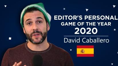 Gamereactor 編輯個人2020年度遊戲選擇 - David Caballero (西班牙)