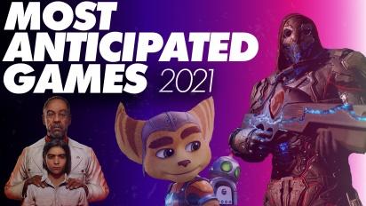 2021年值得期待的遊戲 - 我們最期待的遊戲作品