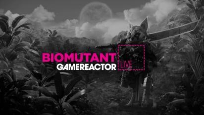 《生化變種 Biomutant》- 發行直播重播