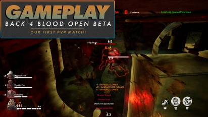 《喋血復仇》- 開放 Beta PvP 對戰 nr.1