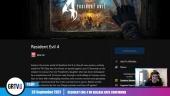 GRTV 新聞 -  《惡靈古堡4 VR》發行日期確認