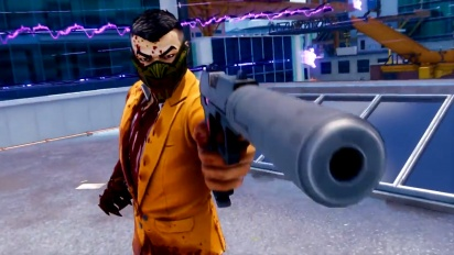 Agents of Mayhem - Firing Squad Trailer