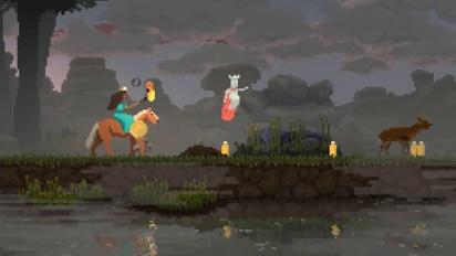 Kingdom: New Lands - Nintendo Switch Launch Trailer