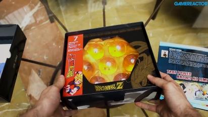 《七龍珠FighterZ》- 新聞資料包開箱