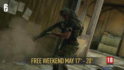 Rainbow Six: Siege - Free Weekend May 17 to 20