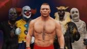 UFC 4 - Brock Lesnar Reveal Trailer