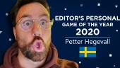 Gamereactor 編輯的 2020 個人年度遊戲 -  Petter Hegevall (瑞典)