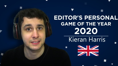 Gamereactor 編輯的 2020 個人年度遊戲 -  Kieran Harris (英國)