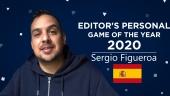 Gamereactor 編輯的 2020 個人年度遊戲 -  Sergio Figueroa (西班牙)
