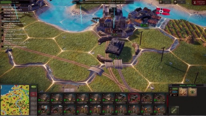 Strategic Mind: Blitzkrieg / Strategic Mind: The Pacific - PlayStation Launch Trailer