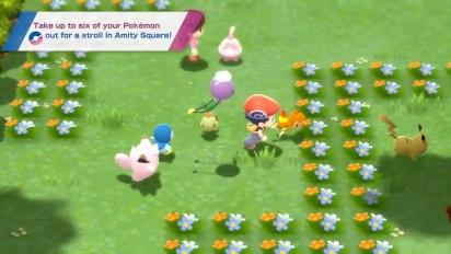 Pokémon Brilliant Diamond/Shining Pearl -Get the Freshest News About Trailer