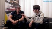 《飆酷車神2: 動力世界》- Stephane Belev 訪談