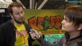 《Roarr! The Adventures of Rampage Rex》-  Łukasz Józefowicz 訪談