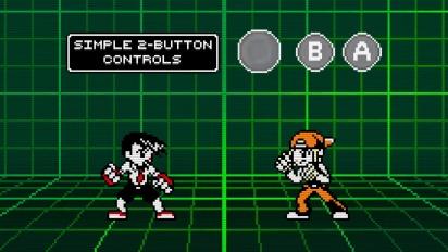 《Pocket Rumble》任天堂Switch-發行預告片