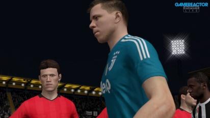 《FIFA 19》- 尤文圖斯 vs 阿賈克斯 Switch 遊戲畫面影片