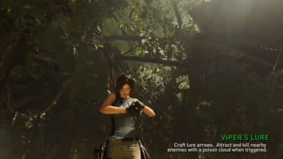 Shadow of the Tomb Raider - Smart and Resourceful Trailer