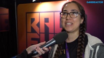 《夜車追凶》- Sandra Fesquet 訪談