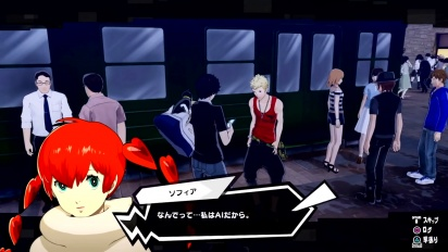 Persona 5 Scramble: The Phantom Strikers - Sophia Character Trailer