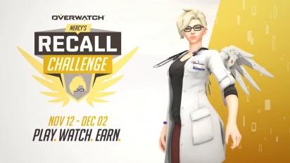 Overwatch - Mercy's Recall Challenge 2019