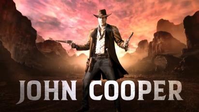 Desperados III - John Cooper Trailer